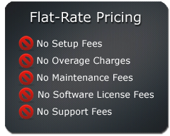 Flat Rate Pricing